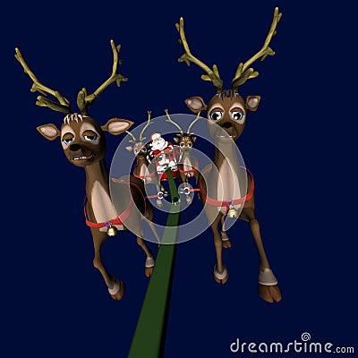 Santa Deliveries 1