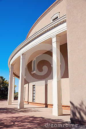 Santa Fe, New Mexico  - State Capitol Building