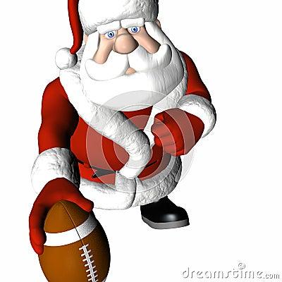 Santa Football 3