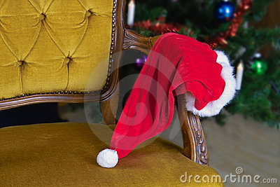 Santa is gone