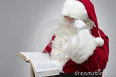 Santa has Faith