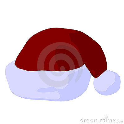Santa Hat Illustration