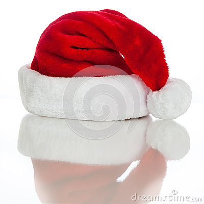 Santa Hat with Reflection