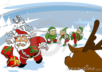 Santa joke