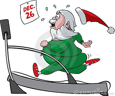 Santa karuzela
