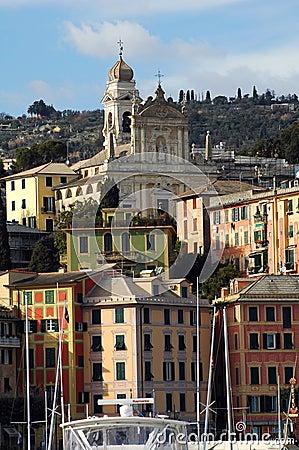Free Santa Margherita Ligure Stock Photography - 9059742