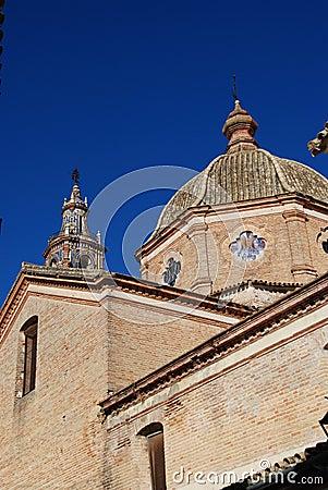 Santa Maria church, Ecija, Spain.