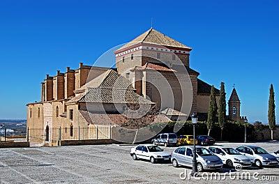 Santa Maria church, Osuna, Spain.