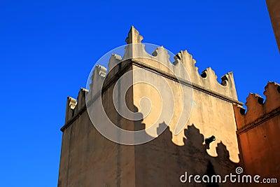 Santa Maria de la Valldigna Simat Monastery tower