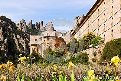 Santa Maria de Montserrat monastery