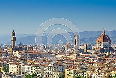 Santa Maria del Fiore Cathedral , Florence