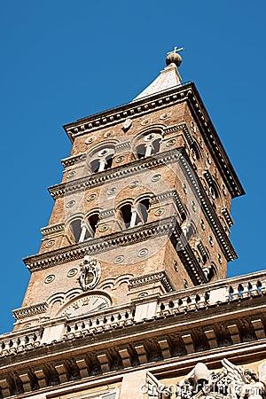 Santa Maria Maggiore Basilica (ST. Mary Major)