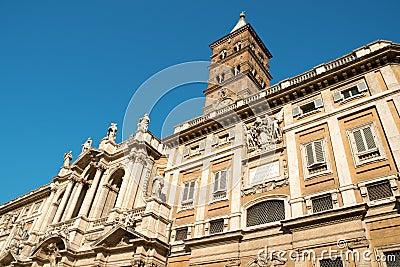 Santa Maria Maggiore (St. Mary Major) Rome