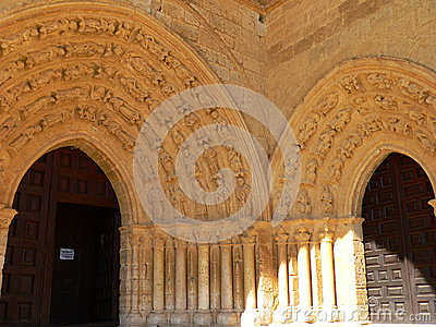 Santa Maria, Villalcazar de Sirga ( Spain )