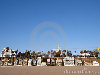 Santa Monica Beach Life