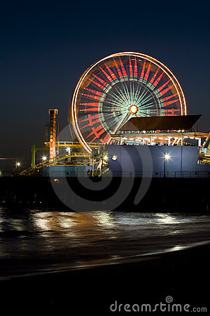 Santa Monica Ferris Wheel 1