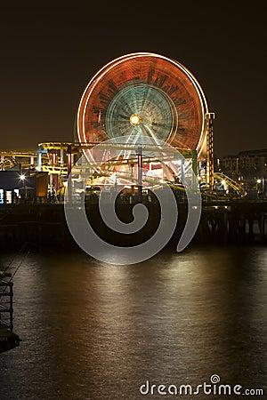 Santa Monica Ferris Wheel 2