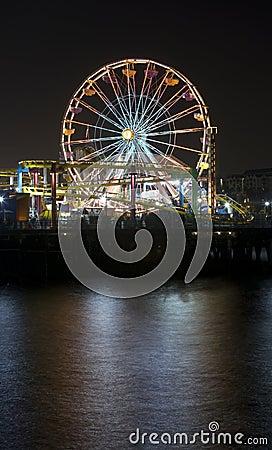 Santa Monica Ferris Wheel 3