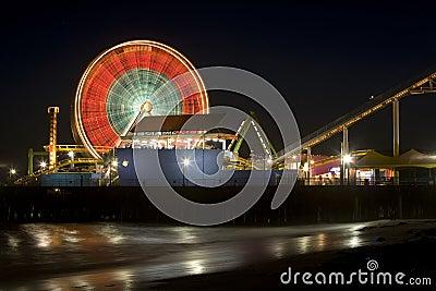 Santa Monica Pier 10