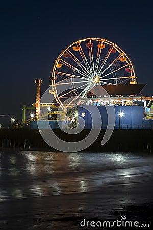Santa Monica Pier 7