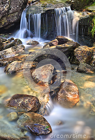 Free Santa Petronilla Waterfalls In Biasca, Switzerland Royalty Free Stock Images - 32250669
