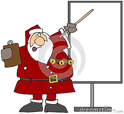 Santa Presentation