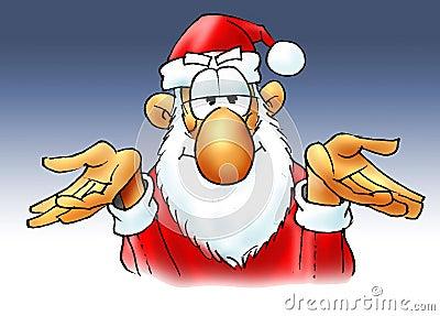 Santa. That s all.