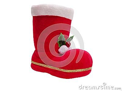 Santa s boot