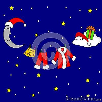 Santa s clothes