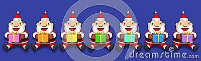 Santa s gifts