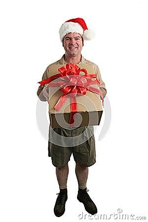 Free Santa S Helper Royalty Free Stock Photos - 220428