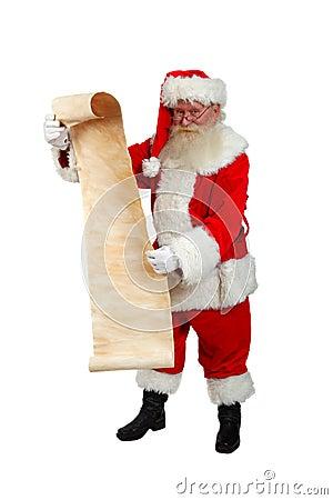 Santa s list