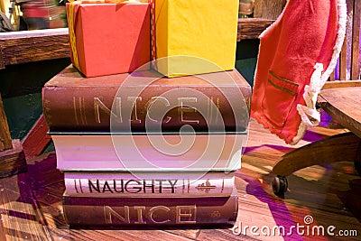 Santa s naughty list