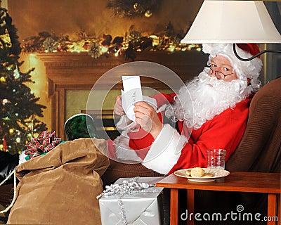 Santa s Note