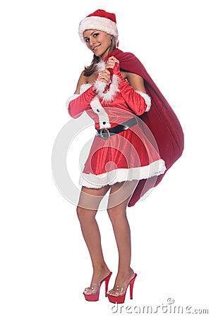 Santa s Sexy Elf