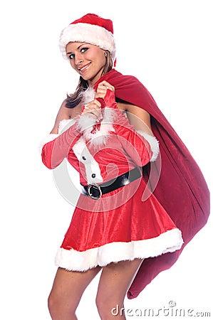 Santa s Sexy Helper