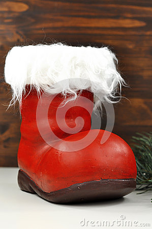 Santa s stocking