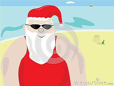 Santa s summer