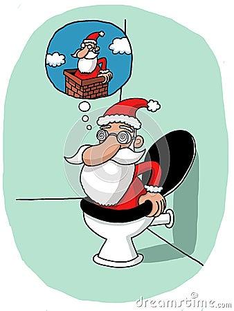 Santas vision problem