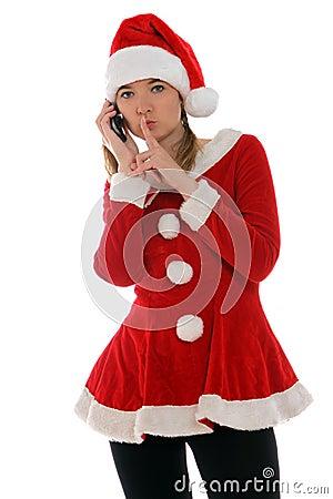 Santa told me a secret