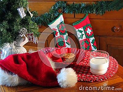 Santa vänta