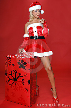 Santa Wants You