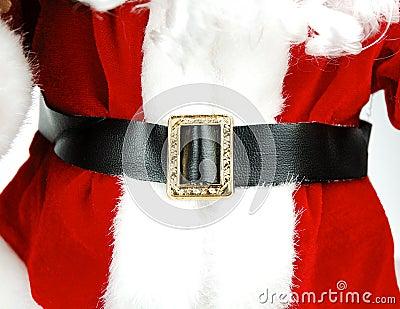 Santas Belly