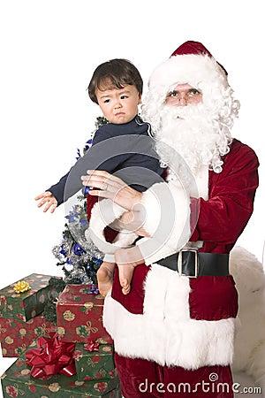 Santas friend