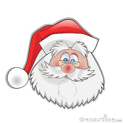 Santas head