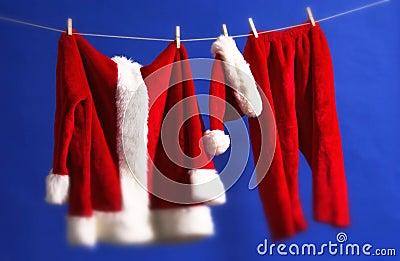 Santas outfit