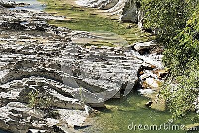 Santerno river