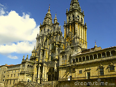 Santiago de Compostela Cathedral, Spain 2