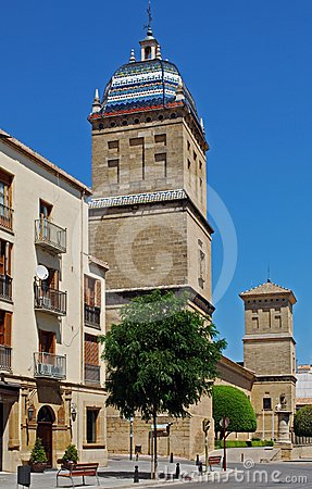 Santiago Hospital, Ubeda, Andalusia, Spain.