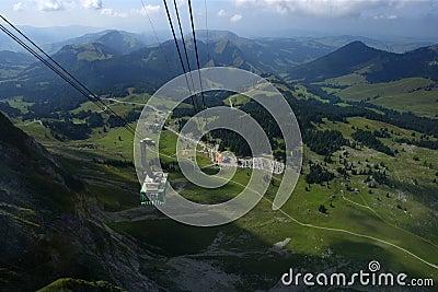 Santis en Suiza